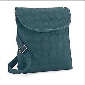 NWOT Thirty One Vary You Backpack purse Jade Dot
